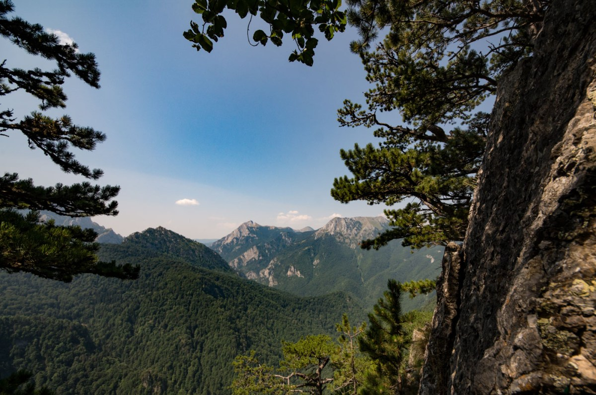 Bosnia: Sutjeska National Park - the roadtrip begins